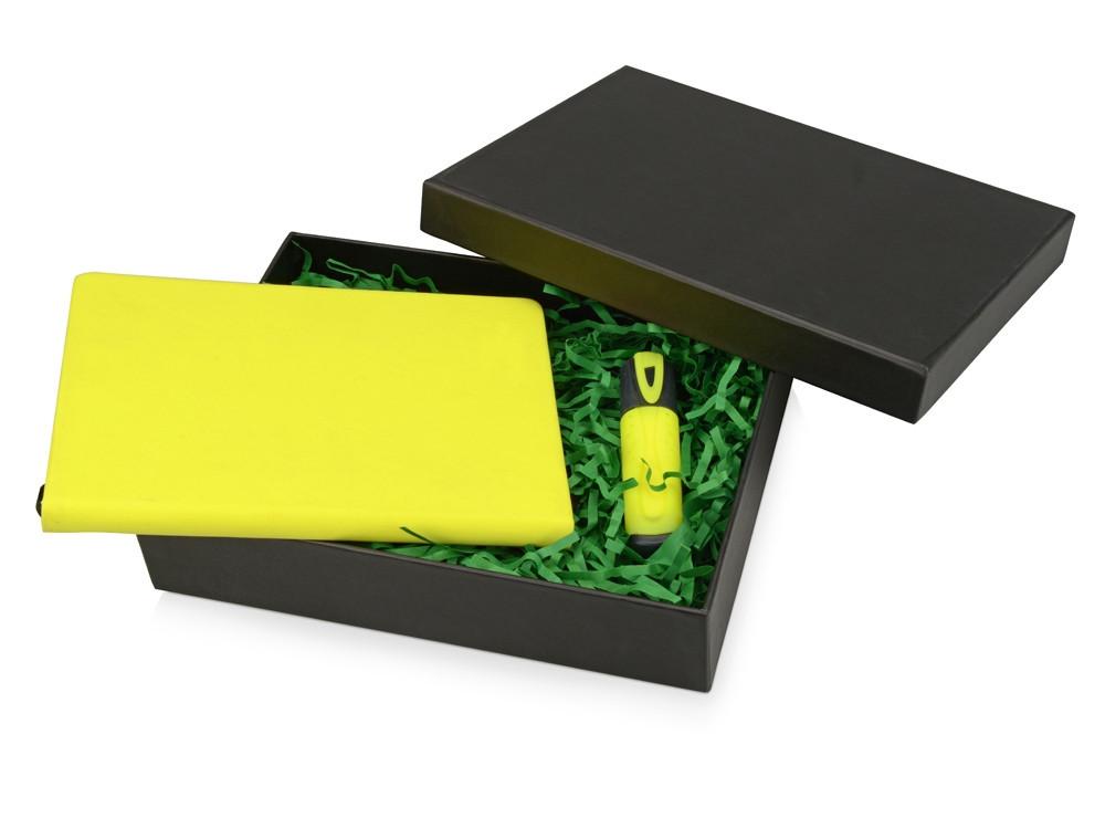 Подарочная коробка Corners средняя, черный - фото 3