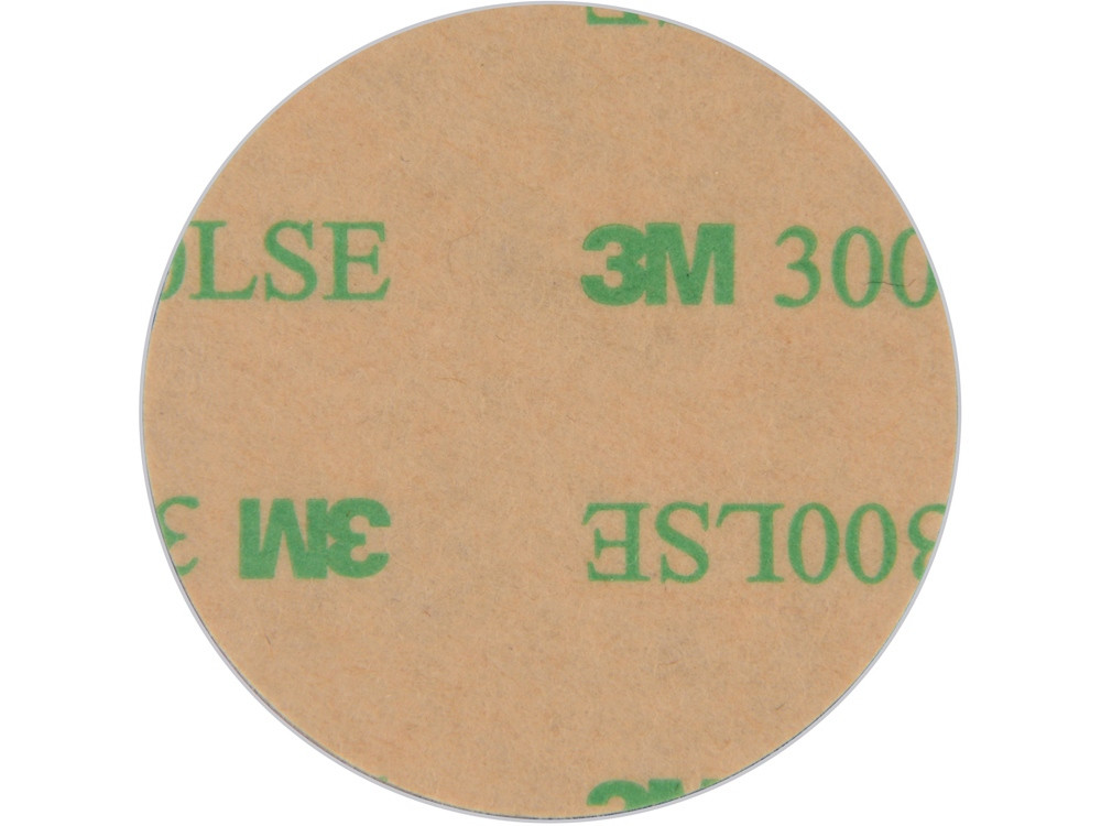 Поворотный магнитный держатель телефона Mount, серебристый - фото 3