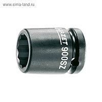 """Головка торцевая HAZET 900SZ-24, ударная, 1/2"""", 12-гранная, 24 мм"""