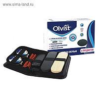 Набор по уходу за обувью Olvist для кожи, 6 предметов