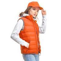 Жилет женский, размер XL, цвет оранжевый