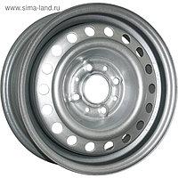 Диск штампованный Arrivo AR141 6.5x16 5x114.3 ET45 d60.1 Silver