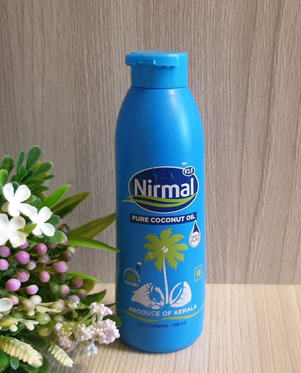 Кокосовое масло Nirmal 100 ml.
