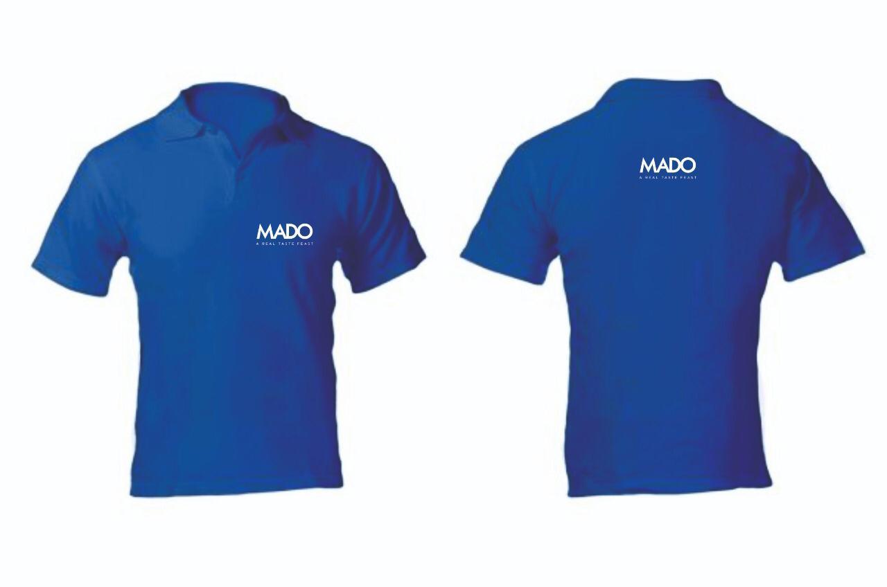 Печать логотипа на футболки поло