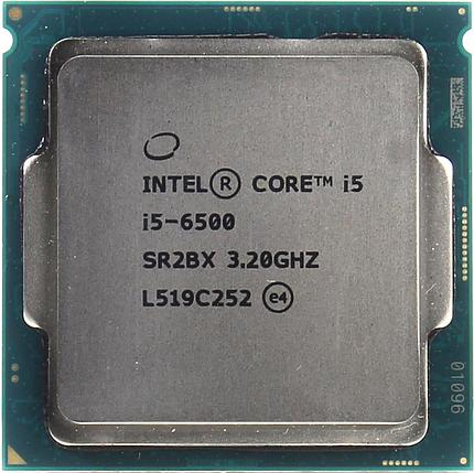 CPU Intel Core i5-6500, 3,2 GHz, 6 Mb, фото 2