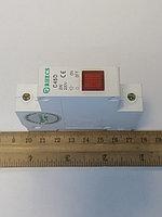 Лампа индикаторная красная на DIN рейку 220VAC