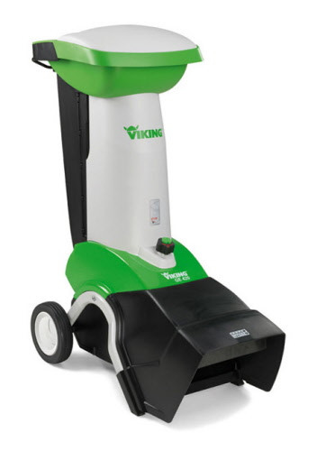 Садовый измельчитель VIKING GE 420.1+ATO 400, мощность 3,0 кВт, толщина сучка 50 мм