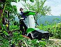 Садовый измельчитель VIKING GE 420.1+ATO 400, мощность 3,0 кВт, толщина сучка 50 мм, фото 2