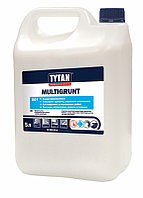 Tytan Multigrunt грунтовка, 5 л (концентрат)