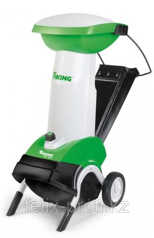 Садовый измельчитель VIKING GE 450.1+ATO 400 / 380В мощность 3,0 кВт, толщина сучка 55 мм