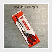 Ножницы профессиональные портновские самозатачивающиеся закройные, в коробке, 26 см, цвет серебро