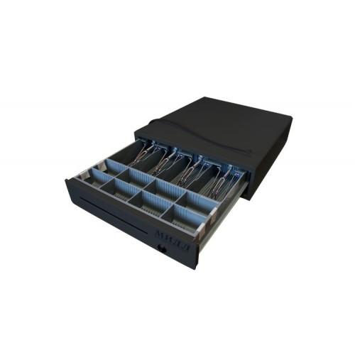 Денежный ящик автоматический «Малый» 2.0/К0 (м.черный)