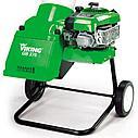 Садовый бензиновый  измельчитель VIKING GB 370.2 S+SET 300  мощность 3,3 кВт/4,5 л.с, толщ. сучка 35 мм., фото 3