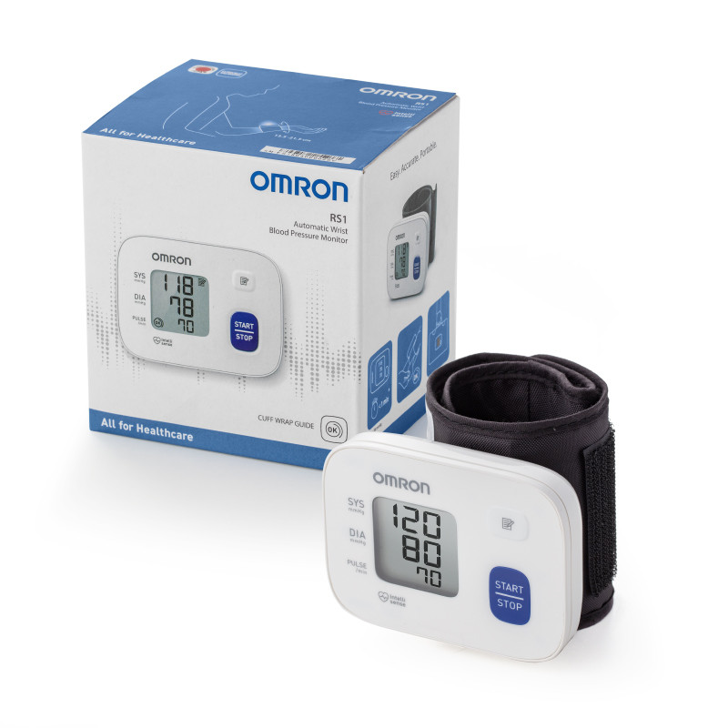 Тонометр OMRON RS1 NEW! - фото 2
