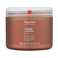 Маска реструктурирующая 500мл Kapous Magic Keratin