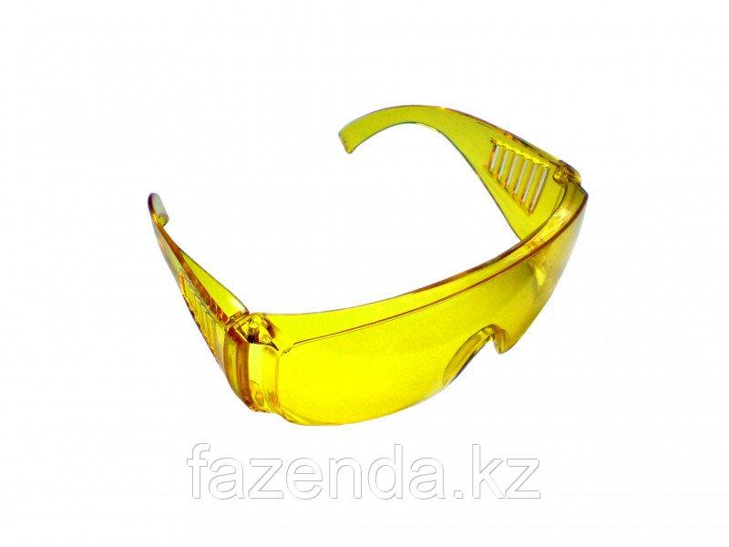 ОЧКИ защитные Stayer с дужками желтые
