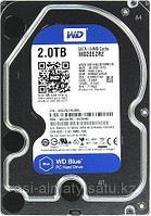 "Жёсткий диск WD Blue Western Digital WD20EZRZ 2ТБ 3,5"" 5400RPM 64МB (SATA-III)"