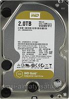 """Жесткий диск WD GOLD Western Digital WD2005FBYZ 2ТБ 3,5"""" 7200RPM 128MB 512N (SATA III)"""