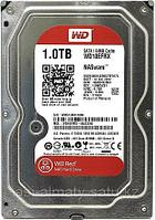"Жёсткий диск WD Red Western Digital WD10EFRX 1ТБ 3,5"" 5400RPM 64MB (SATA-III) NAS Edition"
