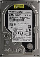 """Жесткий диск Western Digital Ultrastar DC HC320 HUS728T8TALE6L4 (0B36404) 8ТБ 3.5"""" 7200RPM 256MB SATA 512E"""