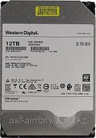 """Жесткий диск Western Digital Ultrastar DC HC520 HUH721212ALE604 (0F30146) 12ТБ 3.5"""" 7200RPM 256MB SATA 512E Helium"""