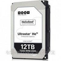 "Жесткий диск повышенной надежности HDD 12TB WD ULTRASTAR DC HC520 256MB 7200RPM 3.5"" SAS ULTRA 512E SE P3 DC HC520 26.1MM HUH721212AL5204 0F29532."