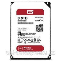 """Жесткий диск для NAS систем HDD 8Tb Western Digital RED SATA 6Gb/s 3.5"""" 256Mb 5400rpm WD80EFAX."""