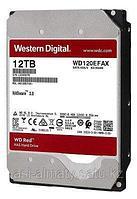 """Жесткий диск для NAS систем HDD 12Tb Western Digital RED SATA3 3,5"""" 5400rpm 256Mb WD120EFAX"""
