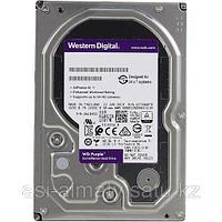 """Жесткий диск для видеонаблюдения HDD 8Tb Western Digital Purple WD82PURZ SATA 6Gb/s 256Mb 7200rpm 3,5"""""""