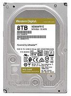 """Жесткий диск HDD 8Tb Western Digital Gold WD804FRYZ SATA3 3,5"""" 7200rpm 256Mb"""