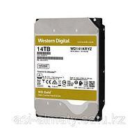 """Жесткий диск HDD 14Tb Western Digital Gold WD141KRYZ SATA3 3,5"""" 7200rpm 256Mb"""