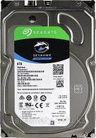 "Жесткий диск HDD 6TB Seagate SkyHawk ST6000VX001 3.5"" SATA 6Gb/s 256Mb 5400rpm для систем видеонаблюдения"