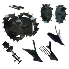 Навесное оборудование для мотоблоков-культиваторов VIKING HB 445, HB 445 R