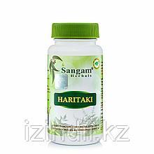 Харитаки 60, таб, омолаживающее и детоксицирующее растительное средство, Haritaki,Sangam