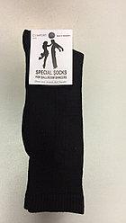 Носки черные мужские