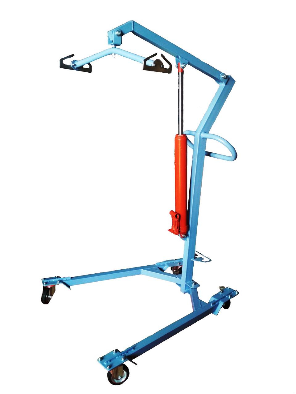 Подъёмник передвижной с подвесом для поднятия и перемещения пациентов