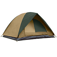 Палатка турист 1-2х местная водонепроницаемая, 2 слоя