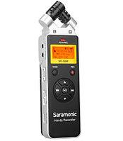 Профессиональный двухканальный рекордер Saramonic SR-Q2M (металлический корпус)