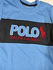 Костюм летний, Polo, цвет синий, фото 2