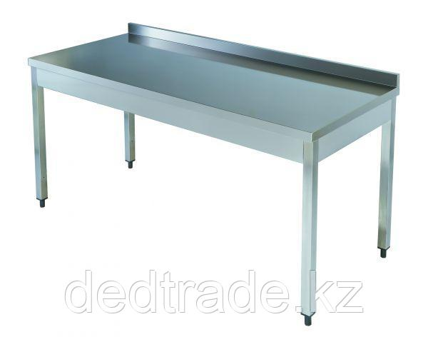 Рабочий стол Нержавеющая сталь Размеры 1000х600х850 мм