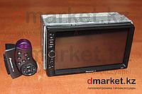 Автомагнитола 2DIN 7041, USB, AUX, MP3, Bluetooth, камера в подарок, фото 1