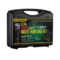 Фонарь NITECORE CI6 HUNTING KIT INFRAREA (Black), фото 1