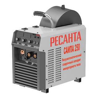 Сварочный полуавтомат САИПА-250 (MIG/MAG) Ресанта