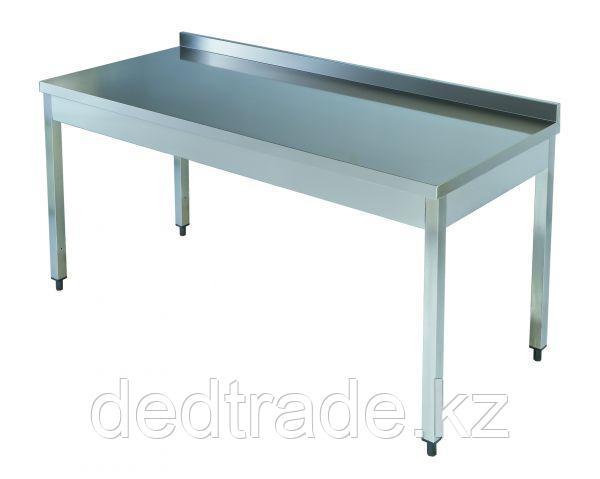 Рабочий стол Нержавеющая сталь Размеры 1600х600х850 мм