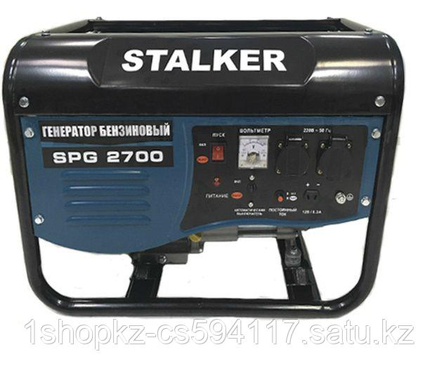 Бензиновый генератор SPG 2700 (N) Stalker
