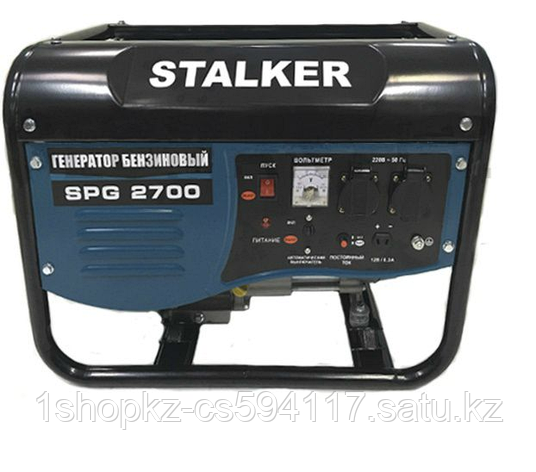 Бензиновый генератор SPG 2700 (N) Stalker, фото 2