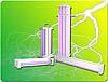 Облучатель бактерицидный с лампами низкого давления настенно-потолочный,передвижной