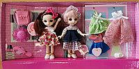 Набор Куклаы MuLiy с одеждой