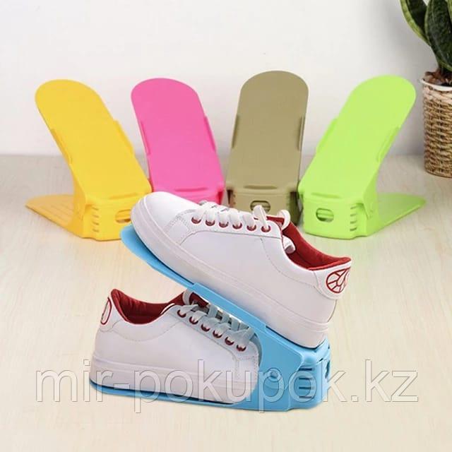 Подставка для обуви на одну пару