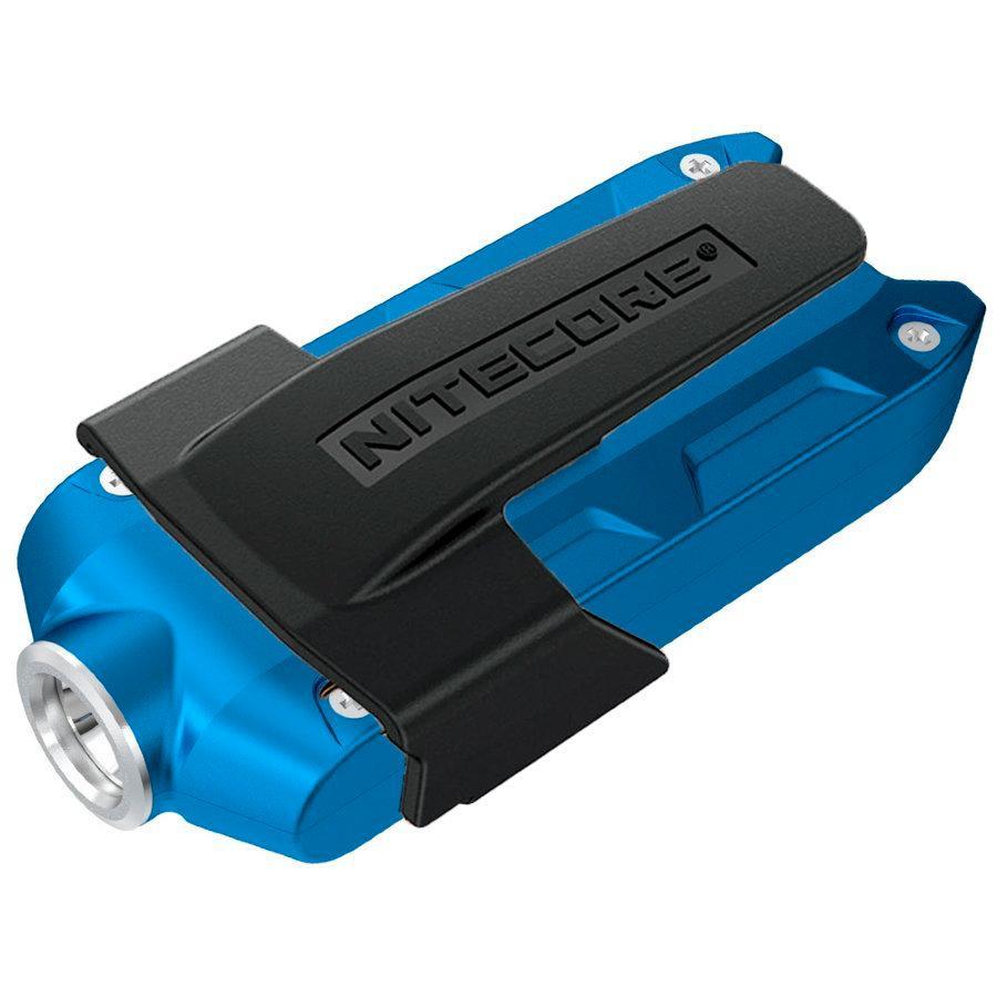 Фонарь брелок NITECORE TIP (Blue)